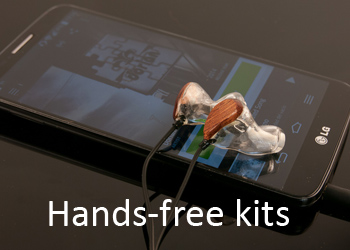 Hands-free kits