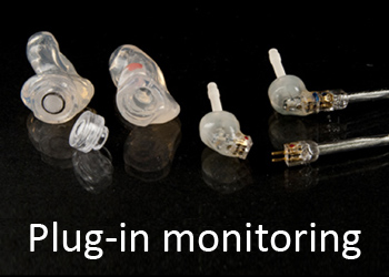 Plug-in monitoring